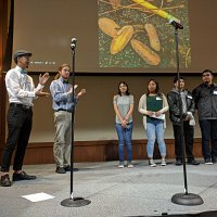 Student Photography & Poetry Shines at SDSU Dual Language Symposium